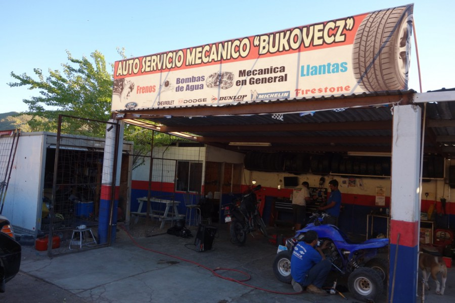 Bukovecz Automotive in Mulege