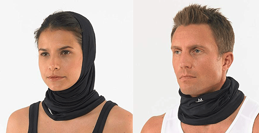 motorcycle cooling neck gaiter bandana