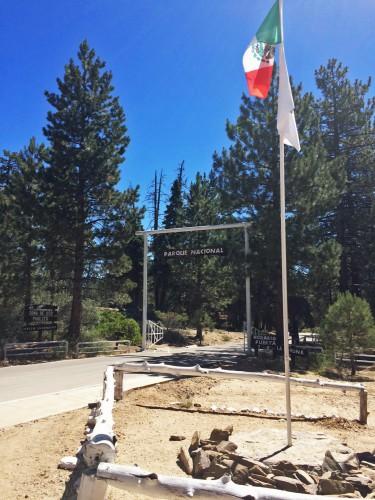 parque nacional national park san pedro martir