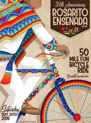 rosarito ensenada bike ride 2018