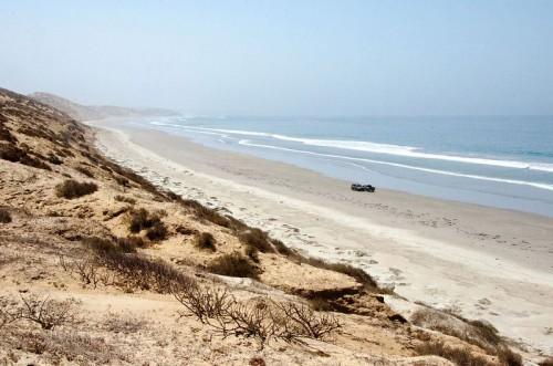 Baja - Bahia San Juanico - Beach