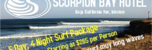 scorpion bay hotel deal