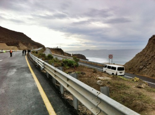 toll road ensenada