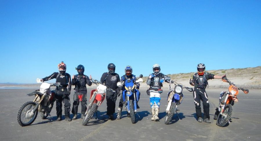 Trail Boss Tours dual-sport motorcycling in Baja Carla King Discover Baja
