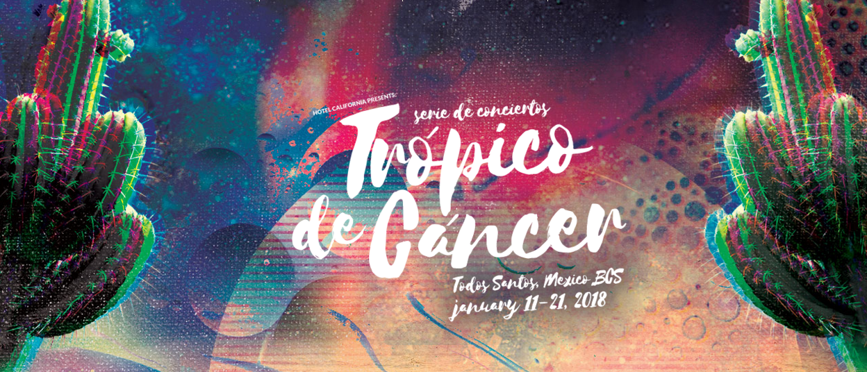 tropico de cancer concert series