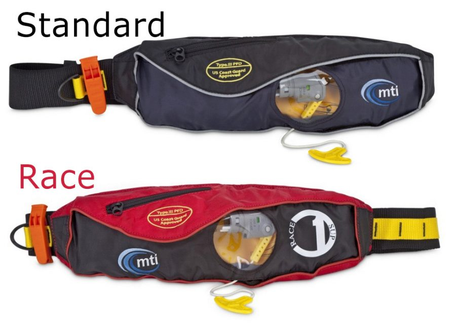"""PFDs for SUPs, short kayak and other boating """"lite"""" trips"""